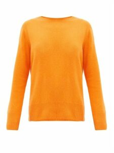 The Row - Sibel Wool-blend Sweater - Womens - Orange