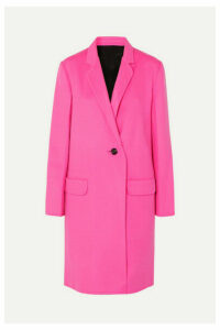 Helmut Lang - Wool And Cashmere-blend Coat - Pink