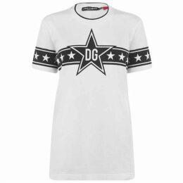 Dolce and Gabbana Star Logo T Shirt
