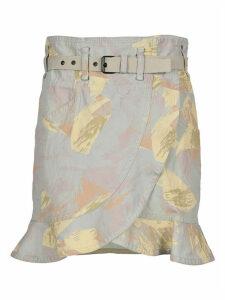 Im Etoile Roan Skirt