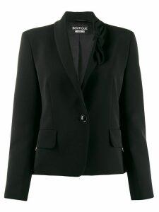 Moschino tailored blazer - Black