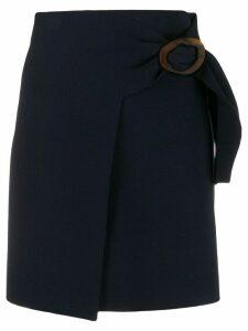 Sandro Paris Passy skirt - Blue