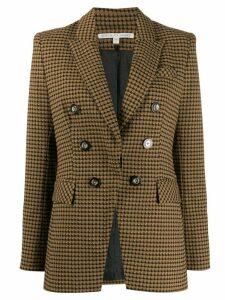 Veronica Beard double breasted blazer - Brown