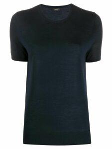 Joseph knitted T-shirt - Blue