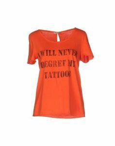 ERIKA CAVALLINI TOPWEAR T-shirts Women on YOOX.COM