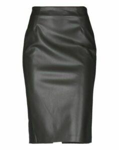 VIA MASINI 80 SKIRTS 3/4 length skirts Women on YOOX.COM