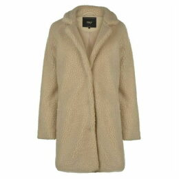 Only Sherpa Long Coat - Nomad