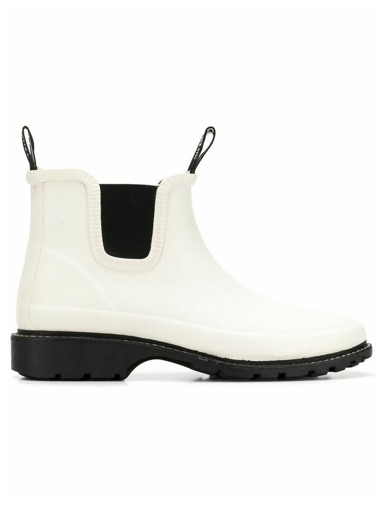 Stutterheim Chelsea boots - White