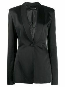 House of Holland classic single-breasted blazer - Black