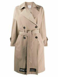 Omc oversized trench coat - NEUTRALS
