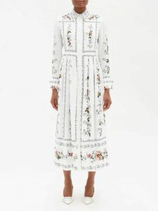 Jil Sander - Gehry Stretch Twill Blazer Dress - Womens - Black